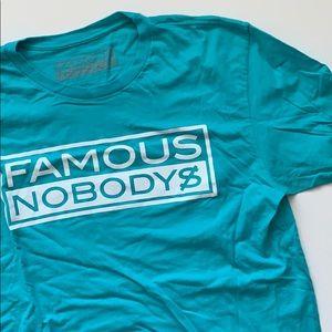 Like New! Men's Famous Nobody's Shirt